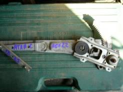 Стеклоподъемный механизм. Nissan Atlas, AGF22 Двигатель TD27