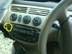 Кнопка включения аварийной остановки. Toyota Vista Ardeo, SV50, SV55, SV55G, ZZV50G, ZZV50, AZV55G, SV50G, AZV50, AZV55, AZV50G Toyota Vista, SV50, AZ...