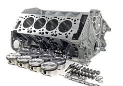 Блок цилиндров. BMW X6, E71 BMW X5, E70 Двигатель S63B44. Под заказ