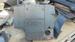 Крышка двигателя. Mitsubishi Pajero iO, H77W, H72W, H62W, H67W Mitsubishi Pajero Pinin Двигатель 4G94