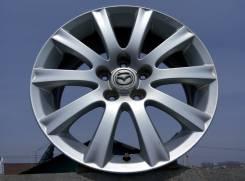 Mazda. 7.0x17, 5x114.30, ET45, ЦО 67,0мм.