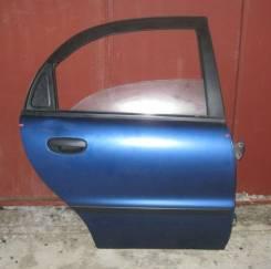 Дверь багажника. Chevrolet Lanos ЗАЗ Сенс ЗАЗ Ланос