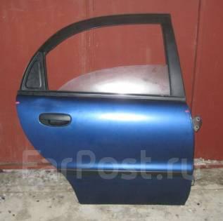 Дверь багажника. ЗАЗ Ланос ЗАЗ Сенс Chevrolet Lanos