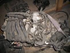 Двигатель. Nissan Tiida, C11 Nissan Note, E11 Двигатель HR15DE