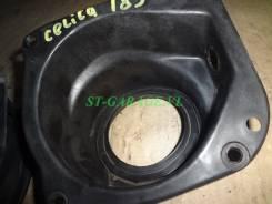 Горловина топливного бака. Toyota Celica, ST183, ST184, ST185, AT180, ST182 Двигатели: 4AFE, 3SGE, 3SFE, 5SFE, 3SGTE
