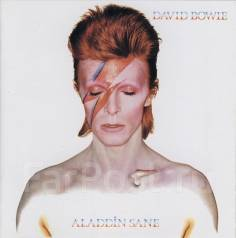 """CD David Bowie """"Aladdin sane"""" 1973 Germany"""