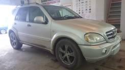 Mercedes-Benz ML-Class. W163, 113 981