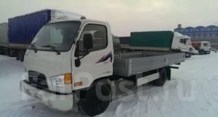 Hyundai HD78. Грузовик Hyundai HD 78 Бортовая платформа, 3 900 куб. см., 5 000 кг.