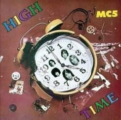 "CD MC5 ""High time"" 1971 Germany"