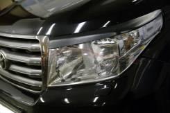 Накладка на фару. Toyota Land Cruiser