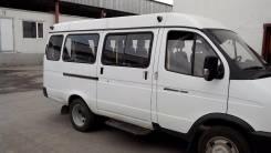 ГАЗ 32212. Продам ГАЗ - 32212, 2 890 куб. см., 12 мест