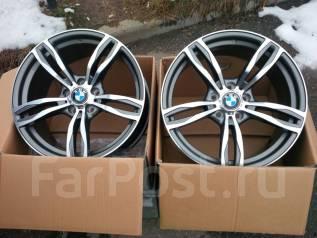 BMW. 8.0x18, 3x98.00, 5x120.00, ET35, ЦО 72,6мм.