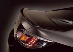 Спойлер. Mazda Mazda6