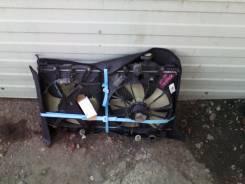 Радиатор охлаждения двигателя. Honda Civic, EU3, EU2, EU4, EU1