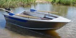 Rusboat. Год: 2017 год, длина 4,20м., двигатель подвесной, 30,00л.с., бензин. Под заказ