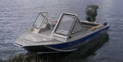 Rusboat. Год: 2017 год, длина 4,30м., двигатель подвесной, 60,00л.с., бензин. Под заказ