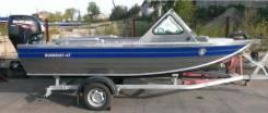 Rusboat. Год: 2017 год, длина 4,70м., двигатель подвесной, 90,00л.с., бензин. Под заказ