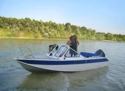Rusboat. Год: 2017 год, длина 5,20м., двигатель подвесной, 90,00л.с., бензин. Под заказ