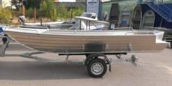 Rusboat. Год: 2017 год, длина 2,50м., двигатель подвесной, 90,00л.с., бензин. Под заказ
