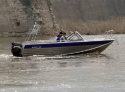 Rusboat. Год: 2017 год, длина 5,50м., двигатель подвесной, 150,00л.с., бензин. Под заказ