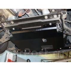 Защита двигателя. Mazda Mazda2
