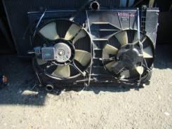 Радиатор охлаждения двигателя. Mitsubishi Grandis, NA4W