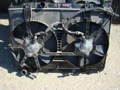 Радиатор охлаждения двигателя. Nissan Presage, TU31