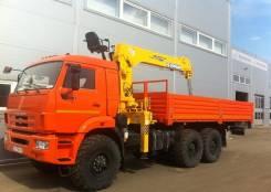 Камаз 43118 Сайгак. Продается Камаз 43118 с КМУ, 6 700 куб. см., 10 000 кг.