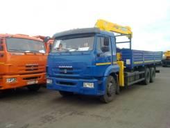 Камаз 65117. Продается с КМУ, 6 700 куб. см., 10 700 кг.