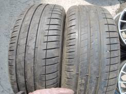 Michelin Pilot Sport 3. Всесезонные, 2009 год, износ: 10%, 2 шт