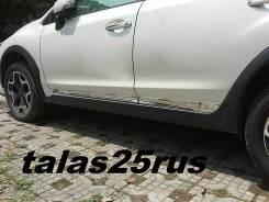 Накладка на дверь. Subaru XV, GP, GPE, GP7 Subaru Impreza XV Subaru Impreza, GPE, GP7