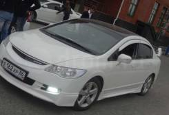 Ветровик. Honda Civic