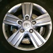 "Колпак литого диска Toyota Land Cruiser 200 4260B-60260. Диаметр Диаметр: 18"", 1 шт."