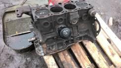 Блок цилиндров. Toyota Carina ED, ST160 Двигатель 1SELU
