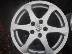 Nissan. 7.0x17, 5x114.30, ET45, ЦО 67,0мм.