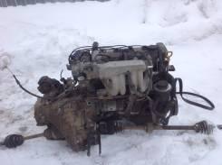 Двигатель в сборе. Toyota Sprinter