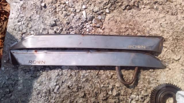 Ветровик на дверьToyota Crown 1987г. GS120 1G