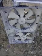 Вентилятор радиатора кондиционера. Toyota Kluger V, MCU20W, ACU25W, MCU25W, ACU20W, MHU28W Двигатели: 1MZFE, 2AZFE, 3MZFE