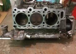 Блок цилиндров. Toyota: Kluger V, Highlander, Alphard, Harrier, Estima Двигатель 1MZFE