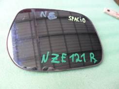 Стекло зеркала. Toyota Corolla Spacio, ZZE122, ZZE124N, ZZE124, ZZE122N, NZE121
