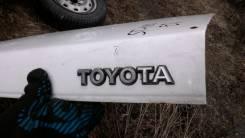 Эмблема. Toyota Carina ED, ST160 Двигатель 1SELU