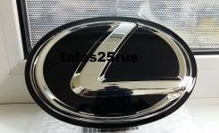Эмблема решетки. Lexus LX570