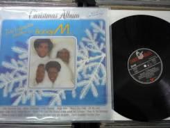 БОНИ ЭМ / Boney M - Christmas Album - 1981 DE LP