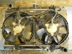 Радиатор охлаждения двигателя. Nissan Cefiro, PA33 Двигатель VQ25DD