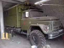 ЗИЛ 131. с токарным станком, 5 400 куб. см., 5 000 кг.