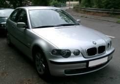 Bmw e46 компакт в разбор. BMW Compact