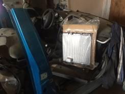 Радиатор охлаждения двигателя. Peugeot 207