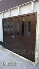 Изготовление входных дверей.