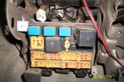 Блок предохранителей салона. Kia Bongo, PU Двигатели: D4BH, J3