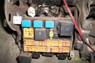 Блок предохранителей салона. Kia Bongo, PU Двигатели: D4BH, D4CB, J3, L4KB